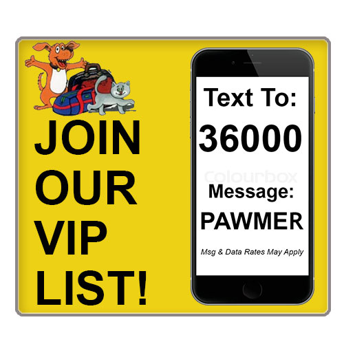 Pawmer House VIP List